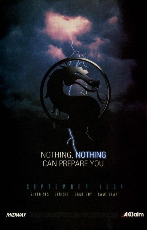 Mortal Kombat II Ad