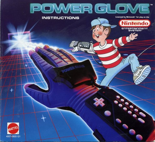 Power Glove Manual
