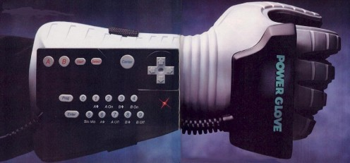 Power Glove Side