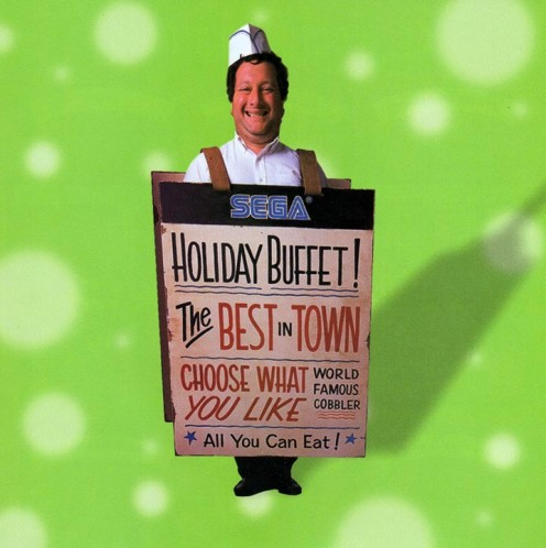 Holiday Buffet Cover