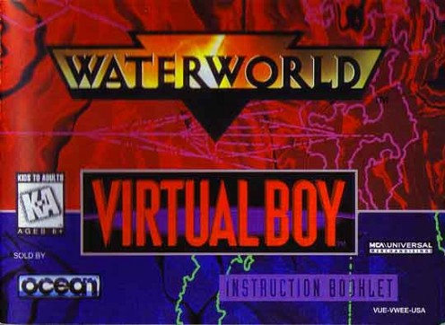 Waterworld Manual Cover