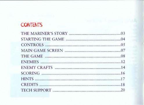 Waterworld Manual Page 8