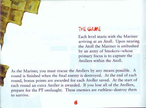 Waterworld Manual Page 16