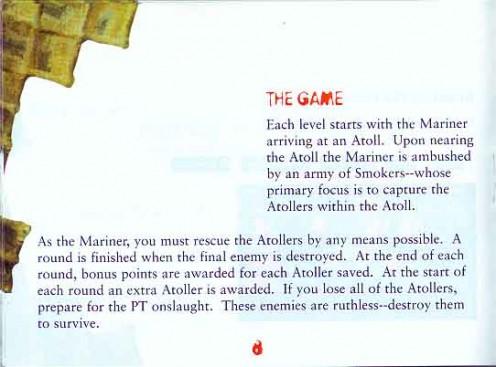 Waterworld Manual Page 16
