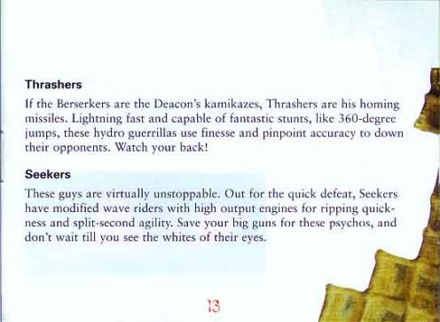 Waterworld Manual Page 21