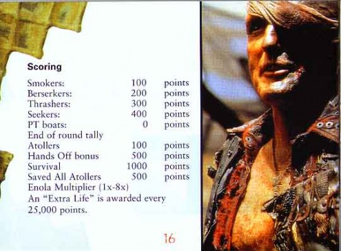 Waterworld Manual Page 24