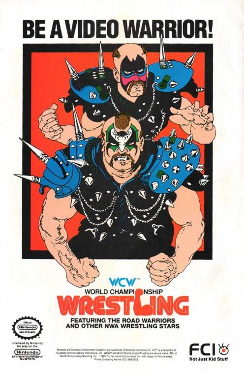 WCW Ad